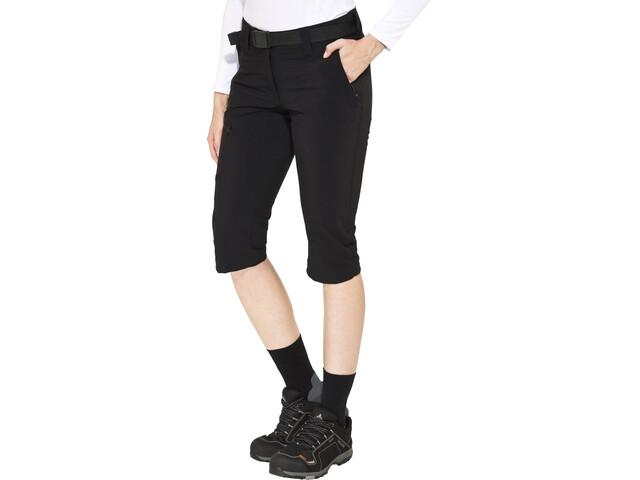 Maier Sports Inara Slim 3/4 Pants Damen black